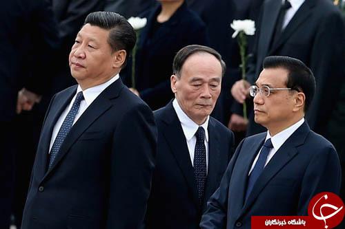 مرد مرموز و شماره دو چین در قدرت باقی می ماند