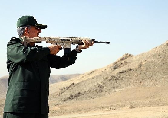 فاتح؛ سلاح مُهلک سپاه در برخورد با ضدانقلاب و تروریستها + تصاویر
