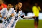 باشگاه خبرنگاران -مسی: غیبت آرژانتین در جام جهانی منصفانه نبود