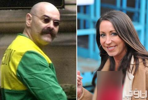 ازدواج زندانی خطرناک با هنرپیشه زن مشهور/ عروسی در زندان فوق امنیتی+تصاویر
