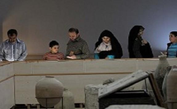 باشگاه خبرنگاران -بازدید رایگان کودکان از موزه تاریخی آبادان