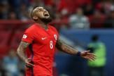 باشگاه خبرنگاران -ویدال از تیم ملی شیلی خداحافظی کرد
