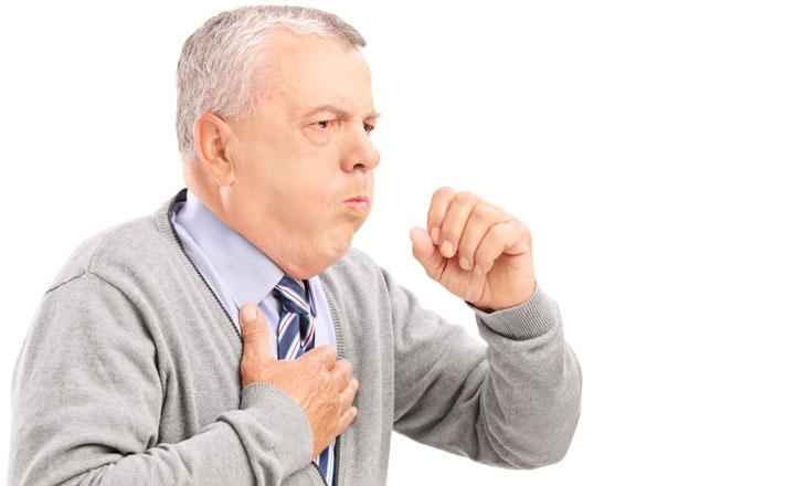 6 علت تنگی نفس بعد از خوردن غذا