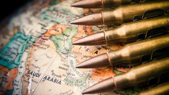 امنیت در خاورمیانه با مسلح سازی یا خلع سلاح؟