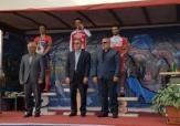 باشگاه خبرنگاران -رکابزن پیشگامان در مرحله سوم تور آذربایجان مدال برنز کسب کرد