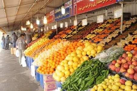 آخرین تحولات بازار میوه و صیفی/ بازار میوه های نوبرانه پاییز آرام است