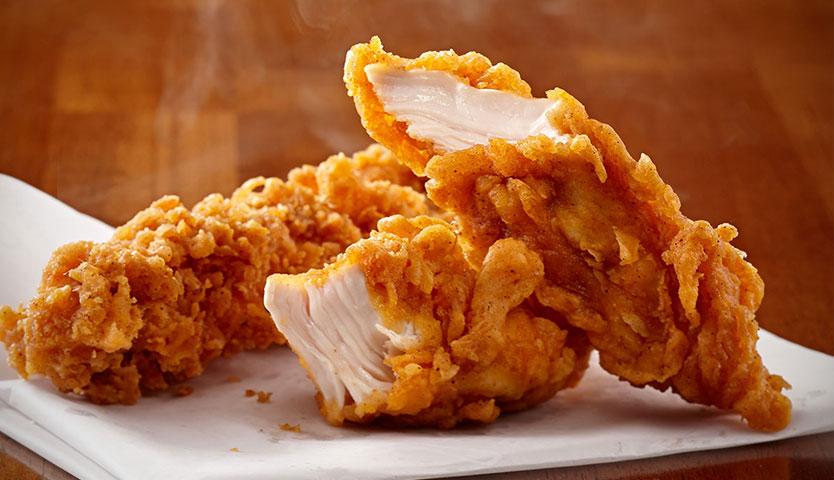 نرخ فروش مرغ کنتاکی در میادین میوه و تره بار