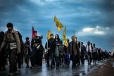 باشگاه خبرنگاران -مسیر پیاده روی اربعین در کربلا + عکس