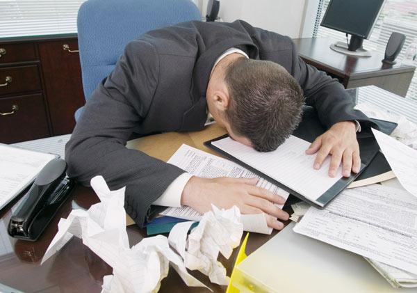 نشانههای هشداردهنده استرس شغلی در کارکنان