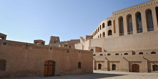 بازسازی شهر قدیم هرات با معماری سنتی