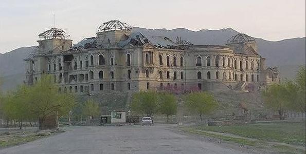 کابل؛ خواستگاه قصرهای باستانی