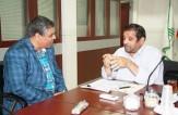 باشگاه خبرنگاران -دیدار رئیس سازمان نظام مهندسی ساختمان و رئیس شورای شهر یزد