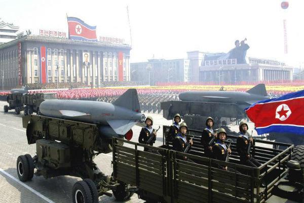 پرواز بمب افکنهای آمریکا در شبه جزیره کره، پیام جنگ است