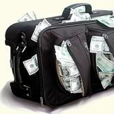 رشد تجارت چمدانی اقتصاد را متضرر خواهد کرد