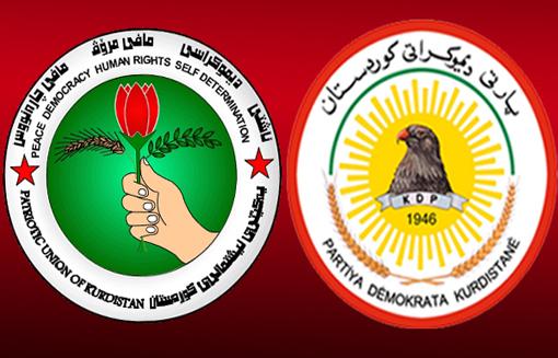 محاصره کمیسیون عالی انتخابات در کرکوک از سوی اتحادیه میهنی