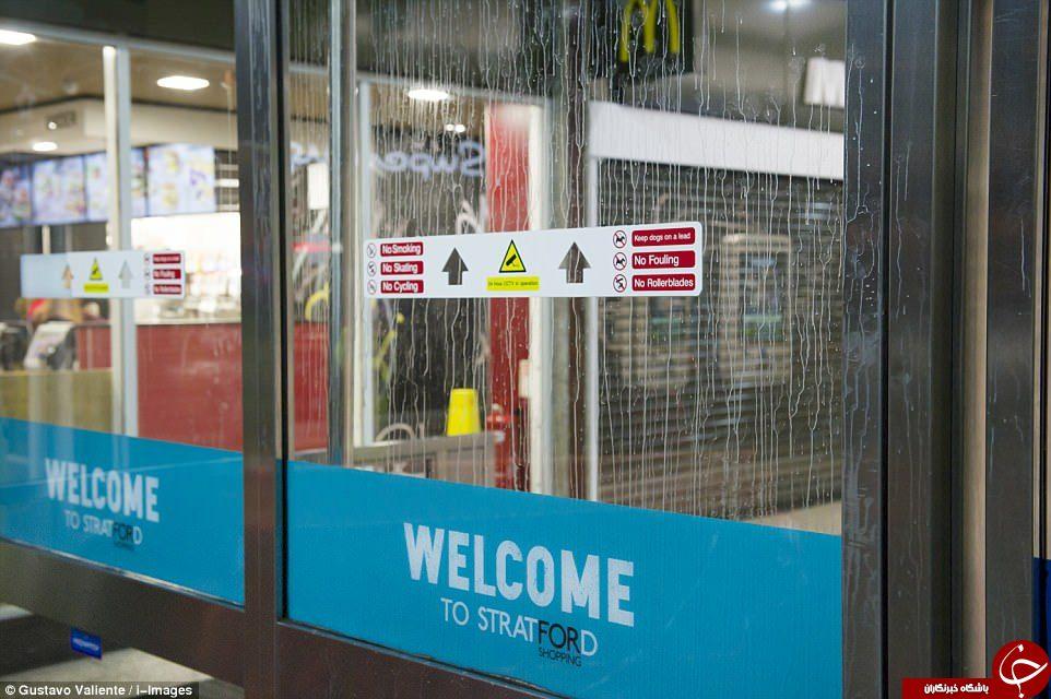 جراحت شدید 6 نفر در حمله اسیدپاشی لندن