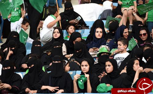 هنجارشکنی مقامات آل سعود در مورد زنان با هدف توسعه اقتصادی+ تصاویر