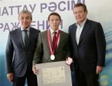باشگاه خبرنگاران -تنگیزبایف قزاق صاحب مدال نقره المپیک 2008 پکن شد