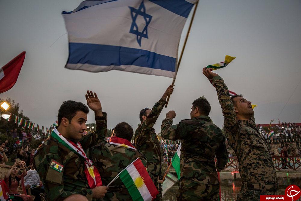 چرا رژیم صهیونیستی خواهان جدایی کردستان است؟