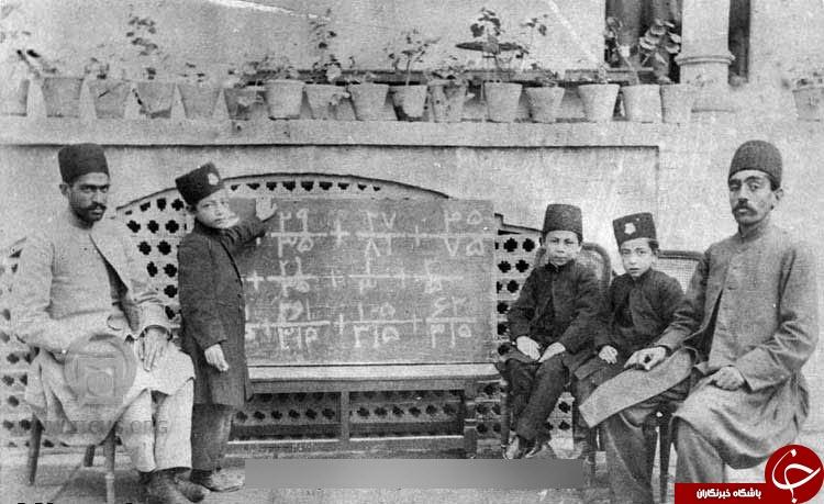 10 تصویر تاریخی از کلاسهای درس در قدیم