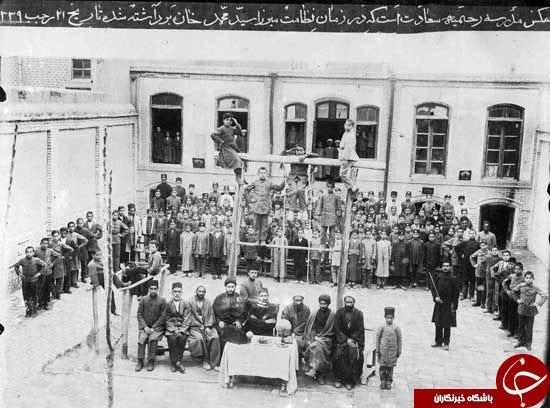 10 مدرسه تاریخی ایران