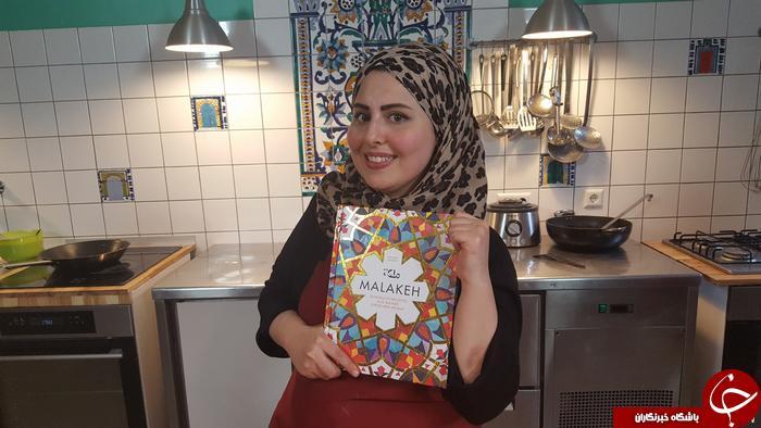 وقتی مرکل عاشق کباب ترکی پناهنده سوری می شود+ تصاویر