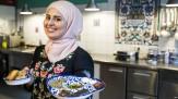 باشگاه خبرنگاران -وقتی آنگلا مرکل عاشق کباب ترکی پناهنده سوری میشود+ تصاویر