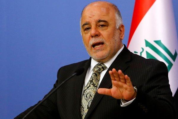 حیدر العبادی: تشکیل یک کشور طایفهای را رد میکنیم
