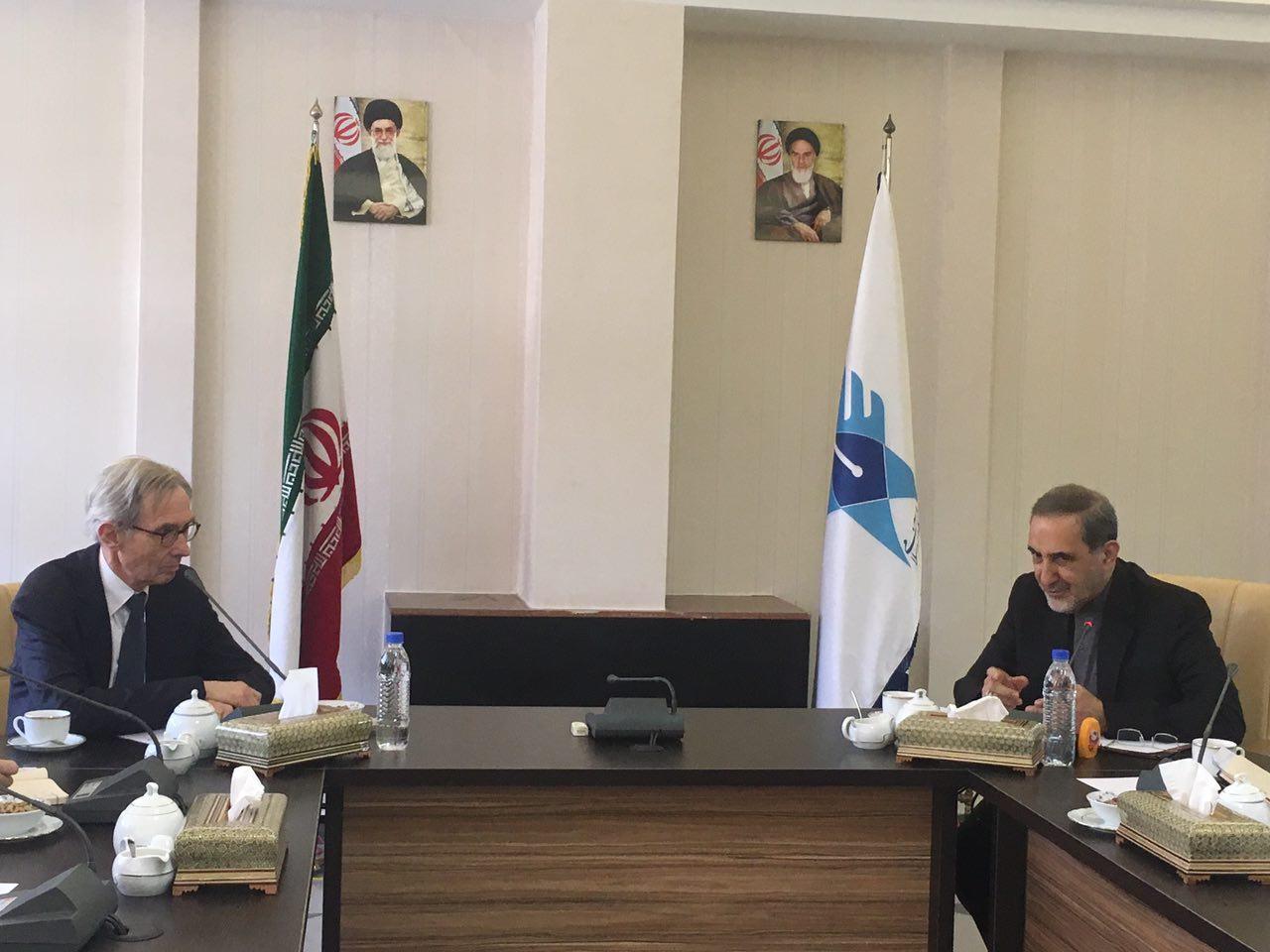 سیاست اصولی ایران حمایت از تمامیت ارضی کشورهای منطقه و مبارزه با تروریسم