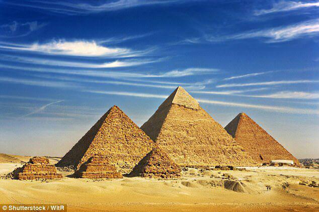 1-سرانجام کشف شد؛ شیوه ساخت شگفت انگیزترین نماد عجایب هفت گانه در جهان+ تصاویر2-مصر شناسان کشف کردند؛ چگونه مصریها در عصر برنز بزرگترین هرم دنیا را ساختند+ تصاویر