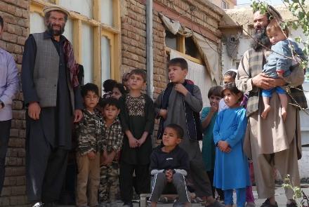4 هزار شهروند آواره ولایت پروان، در انتظار بازگشت به خانه
