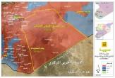 باشگاه خبرنگاران -ارتش سوریه  13 هزار کیلومتر مربع از جبهه جنوبی را آزاد کرد + نقشه و جزئیات