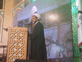 سی و پنجمین سالگرد بزرگداشت آیت الله اشرفی اصفهانی برگزار شد