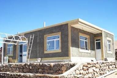 نوسازی بیش از 2 میلیون مسکن روستایی در کشور