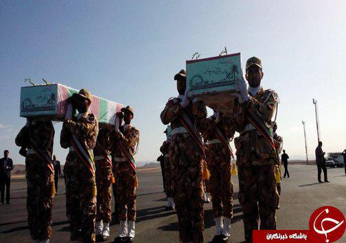 فرودگاه کرمان میزبان 6شهید گمنام/ اغلب شهداگمنام در دانشگاهها دفن می شوند