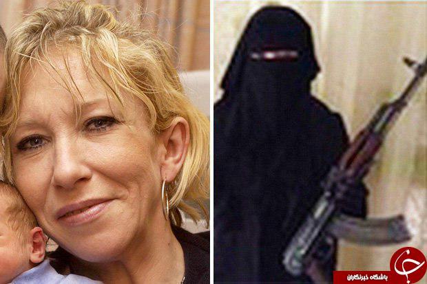 سالی جونز جلاد انگلیسی داعش کشته شد