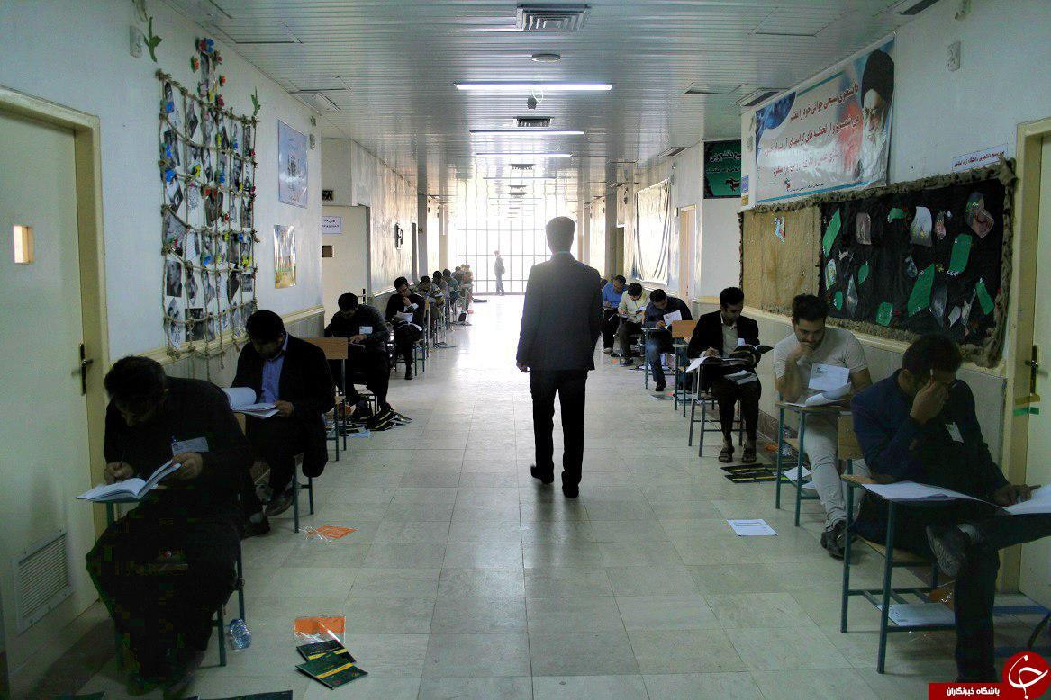 برگزاری آزمون ورود به حرفه مهندسان در میاندوآب
