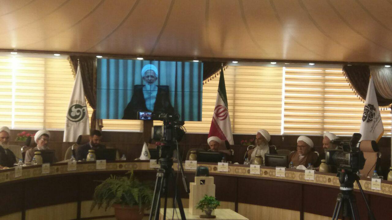 آغاز به کارنخستین اجلاسیه مدیران مجمع عالی حکمت اسلامی در مشهد