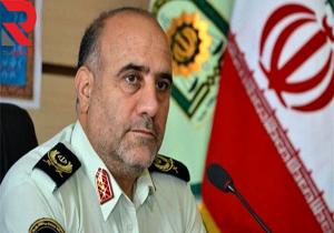 نیروی انتظامی با تمام توان پشتیبان شهرداری تهران برای خدمت به مردم