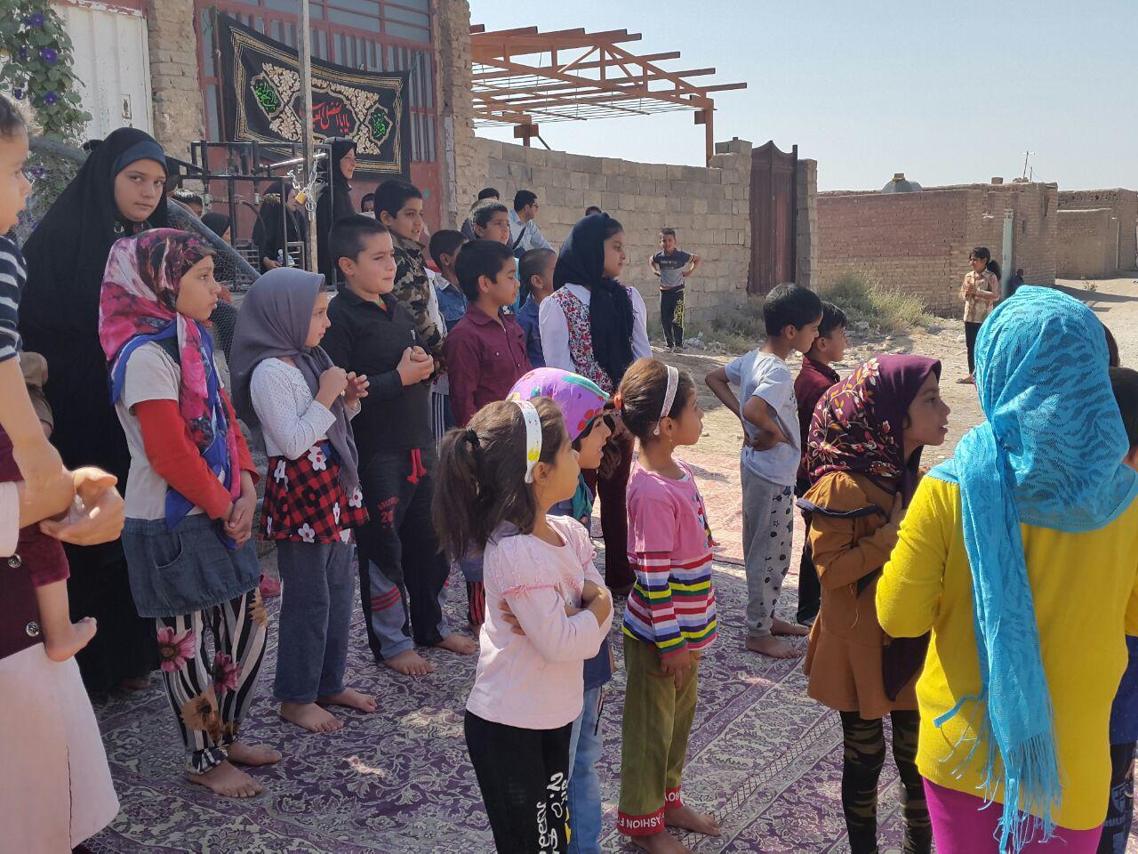 اردوی جهادی برای کودکان