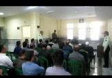باشگاه خبرنگاران -افتتاح ساختمان کلانتری شهر مرزی نوسود