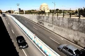 پایان عملیات میدانی در تقاطع ابوذر کرمان