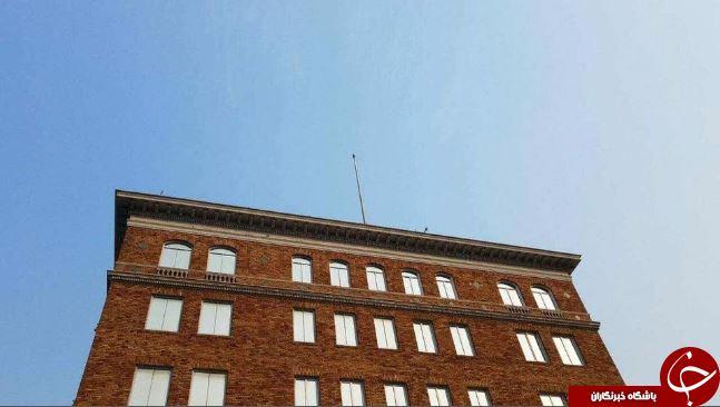 اعتراض وزارت خارجه روسیه به برداشتن پرچم های این کشور از ساختمانهای دیپلماتیک در آمریکا