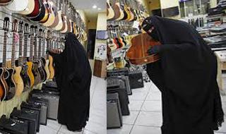هدیه عجیب و گرانقیمتی که خواننده زن مشهور سعودی از همسرش گرفت + فیلم