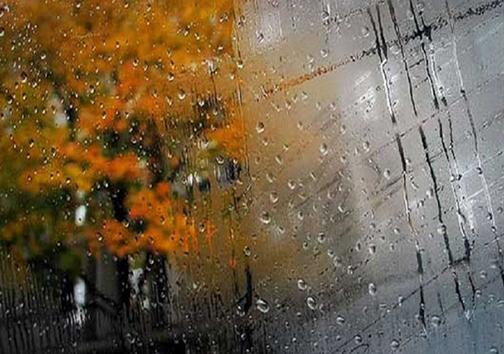 بارش پاییزی