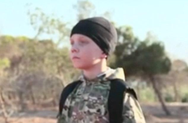 پسر بیوه سفید داعشی کیست؟ + فیلم