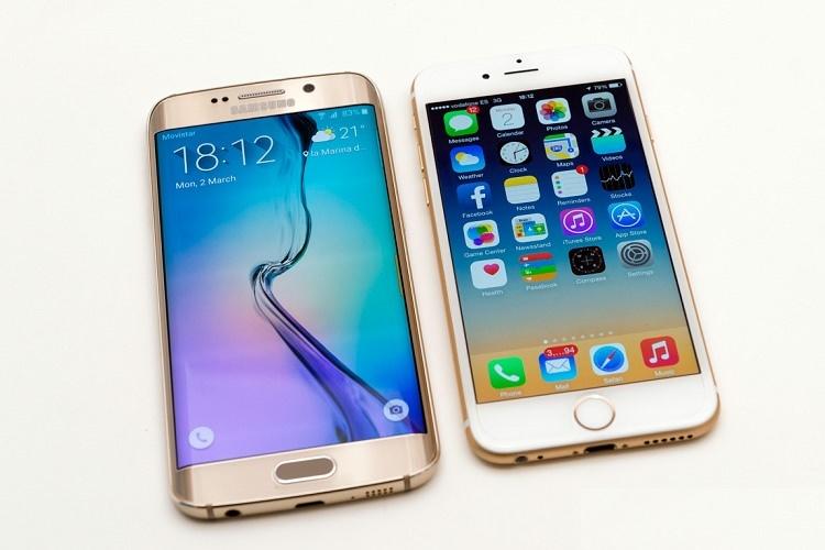 تست جالب مقاومت گوشیهای اپل و سامسونگ زیر آب + فیلم