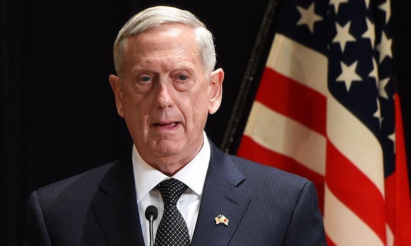 گفتگوی وزیر دفاع آمریکا و پاکستان درباره اوضاع افغانستان