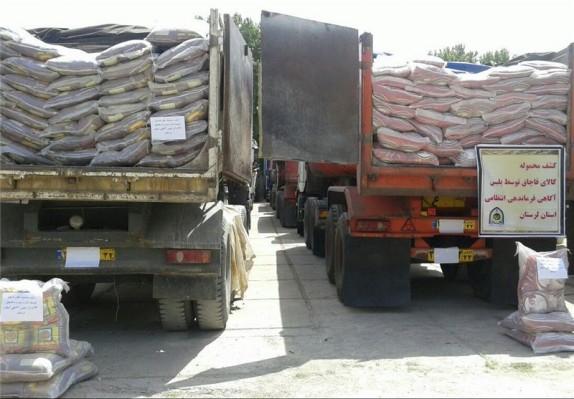 باشگاه خبرنگاران -۱۶ تن برنج قاچاق در عسلویه کشف شد