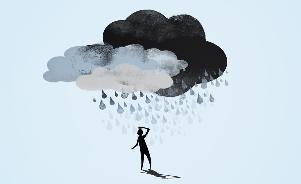 به جای داروهای اعصاب با این راهکار نشاط آور افسردگی را از خود دورکنید